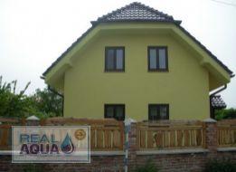 Na predaj nízkoenergetický 4 - izbový, rodinný dom - Cífer len 8 km od Trnavy a 37 km od Bratislavy