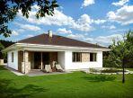 PREDAJ – NOVOSTAVBA, MODERNÝ 4-izb., TEHLOVÝ rodinný dom typu BUNGALOV – BERNOLÁKOVO, nová rezidenčná lokalita,  pozemok 491 m2, PRÍJEMNÉ, TICHÉ, RODINNÉ PROSTREDIE, iba 6 km od BRATISLAVY.