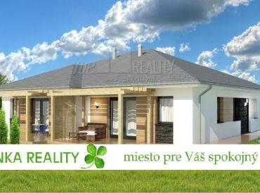 Bývajte v rodinnom dome za cenu bytu!!!! Nová výstavba v blízkosti Bratislavy.
