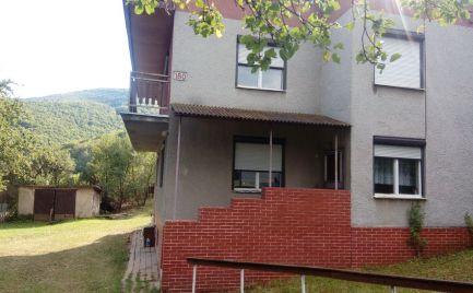 Dvojgeneračný rodinný dom Rožňavské Bystré