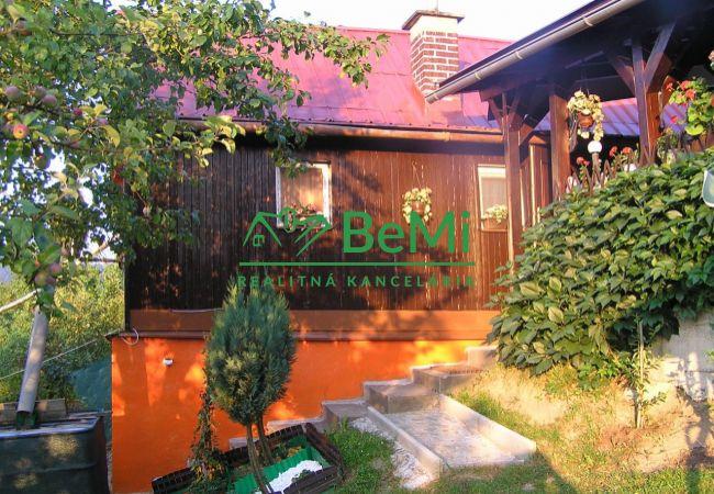 Predaj: Krásna chata v nádhernom prostredí v Zákopčí(148-13-JAS)