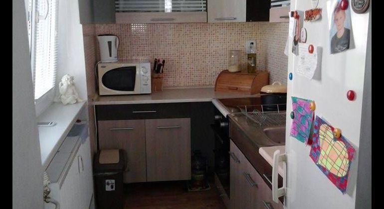 Exkluzívne iba u nás! 3,.izbový byt kompletne prerobený aj so zariadením!