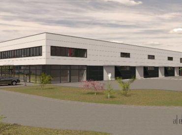 JJ Reality - Kancelárske a skladové priestory / Trnava, Zavarská ul. / sklad s plochou o výmere 1.300 m2