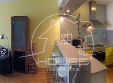PRENÁJOM: 2 izb byt v novostavbe s parkovacím miestom,pri Digital parku, BA V Petržalka, Zadunajská