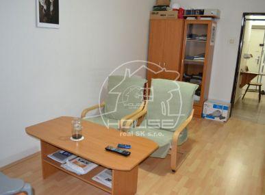 PRENÁJOM: garsonka, kompletne zariadená, BA Ružinov, Prešovská ulica