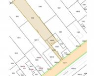 Sládkovičovo (GA): Predaj pozemku vo výmere 1695m2 - záhrada