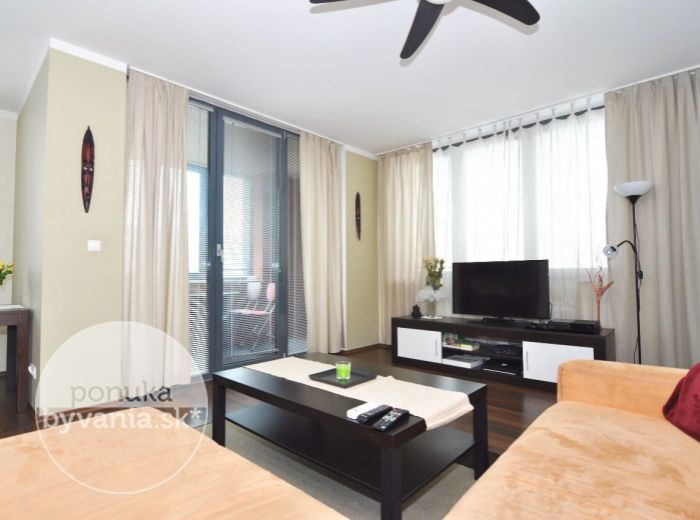PREDANÉ - RAČIANSKA, 3-i byt, 80 m2 – novostavba MANHATTAN, moderný byt s NÍZKYMI NÁKLADMI