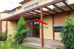 NA PRENÁJOM moderný 5 izbový rodinný dom, nízkoenergetický dom, záhradka, Kittsee, len 10min od Auparku