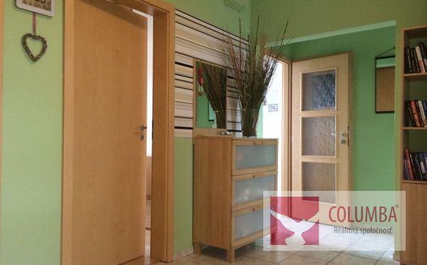 REZERVOVANÉ!!! Predaj exkluzívne- 4-izbový byt v pokojnom prostredí