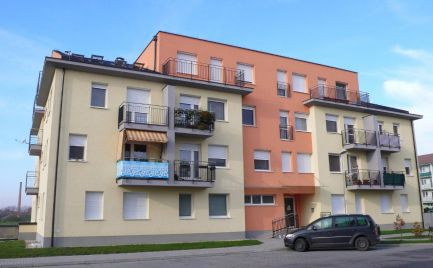 Na prenájom nezariadený 1-izbový byt v novostavbe v Šamoríne