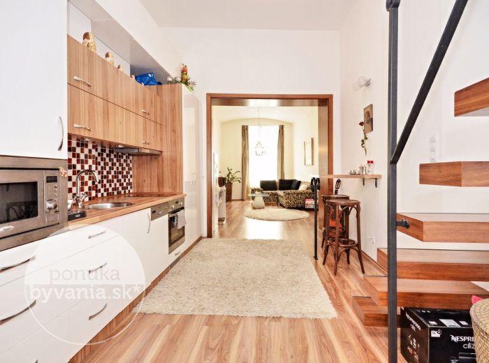 PREDANÉ - HEYDUKOVA, 1-i byt, 49 m2 – moderné a reprezentatívne bývanie, KVALITNÁ kompletná rekonštrukcia, LUKRATÍVNA LOKALITA - v srdci Starého Mesta