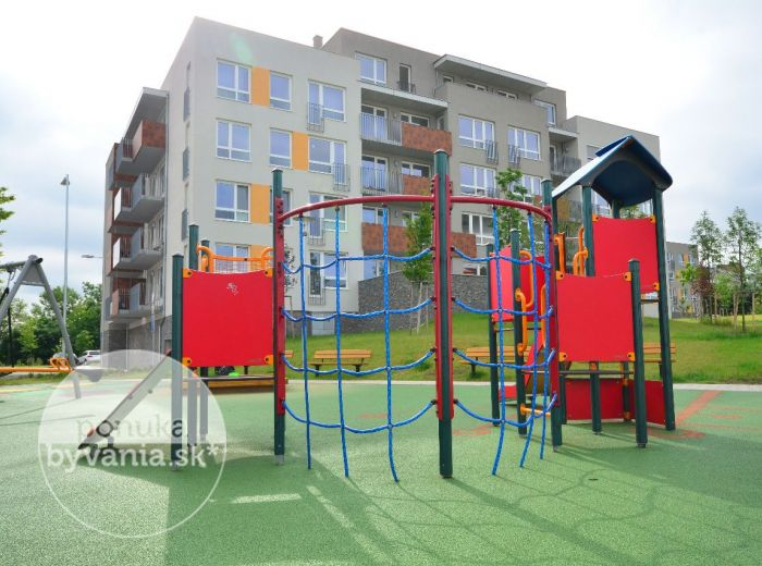 PREDANÉ - Rezidencie MACHNÁČ, Drotárska cesta, 3-i byt, 86 m2 - lukratívne bývanie v exkluzívnej NOVOSTAVBE neďaleko HORSKÉHO PARKU