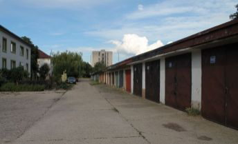 PREDANÉ garáž, Vlčie Hrdlo, 19 m2