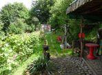 Sady nad Torysou - Byster - veľká záhrada s chatkou