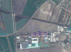 Sládkovičovo, Veľkoúľanská:  Predaj stavebného pozemku 33.794m2 v priemyselnom parku