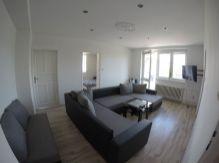 Vkusný prerobený 3-izbový byt na prenájom na Bysterci v DK
