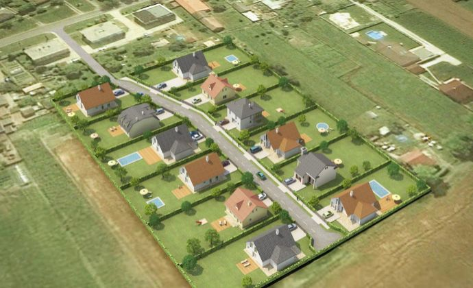 Best Real predaj pozemkov - investičný zámer
