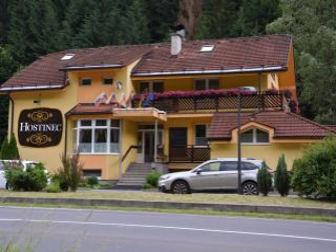 Reštaurácia a penzión DAYMONT, Staré Hory