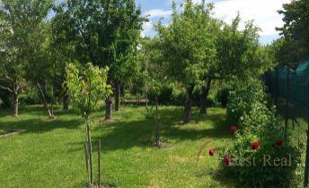 Best Real - predaj záhrady v Podunajských Biskupiciach, 396m2, Závodná