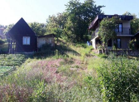 Záhradka v Bánovciach nad Bebravou na predaj
