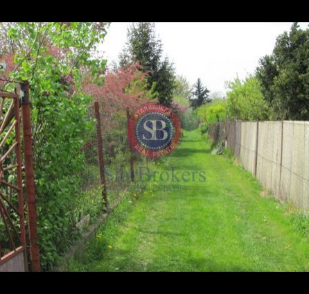 StarBrokers - Ponúka na predaj záhradku - stavebný pozemok Bratislava Podunajske Biskupice
