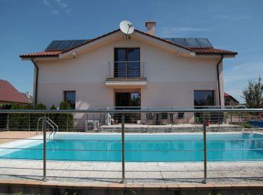 Luxusný veľkometrážny dom s bazénom vo Hviezdoslavove