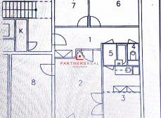 Exkluzívne,4 izbový byt predaj, Košice-Nad Jazerom, Uralská