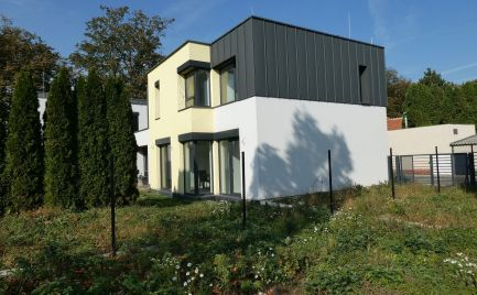Moderná novostavba rodinného domu v Šamoríne