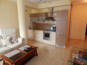 Prenájom - 2-izbový byt, balkón, novostavba, garážové miesto v cene, zariadený