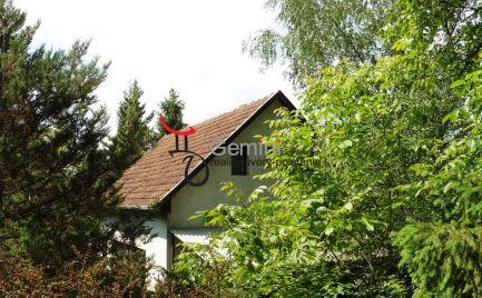 GEMINIBROKER Vám ponúka na predaj dvojpodlažný rodinný dom v obci Bózsva