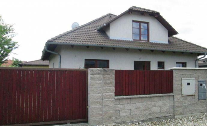Best Real - exkluzívne ponúkame na predaj novostavbu 5-izbového rodinného domu v Kalinkove