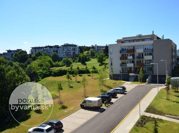 PREDANÉ - Rezidencie MACHNÁČ, Drotárska cesta, 3-i byt, 82 m2 – exkluzívna skolaudovaná NOVOSTAVBA, bývanie lukratívnej lokalite neďaleko HORSKÉHO PARKU