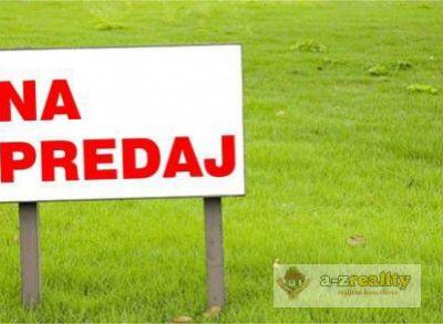 2387 - Na predaj pozemok v Hurbanove-Bohatá Iba u nás!