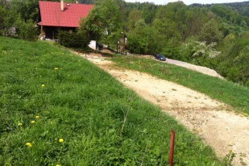 LUKRATÍVNY pozemok na stavbu chaty v Terchovej