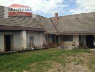 REALFINANC - ZĽAVA !!! Akcia do 15.08.2016 !!! 2 izbový Rodinný dom, 90 m2, na pozemku 1090 m2, len 18 km od Trnavy !!!