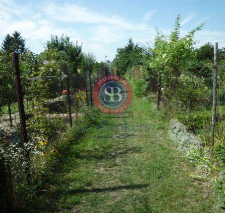 StarBrokers - Ponúka na predaj záhradku - stavebný pozemok Bratislava Vrakuňa