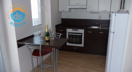 Na prenájom nový byt s balkónom 2+KK, 46 m2, Trenčín, ul. Zlatovská