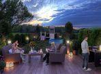 2 izbový byt, 2x terasa, záhradka, parkovanie: PRI KAŠTIELI – V HARMÓNII S PRÍRODOU