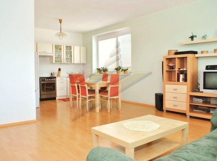 PREDANÉ - NÁMESTIE HRANIČIAROV, 4-i byt, 120 m2 - novostavba DOMINANT, S PARKOVANÍM V GARÁŽI