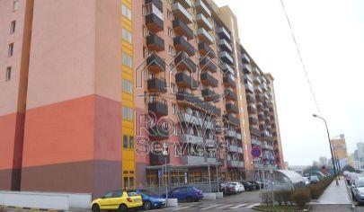 PRENAJATÉ: 1 izb. byt, Vyšehradská ul., Petržalka, NOVOSTAVBA, POZRITE SI VIDEO