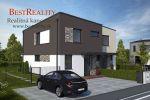4 Dom na predaj NOSTAVBA 2x parkovacie miesto , terasa Ivanka pri Dunaji www.bestreality.sk