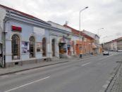 Obchodný priestor v centre Nitry na prenájom