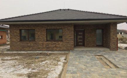 Moderné 4 izb rodinné domy v novej časti obce Horná Potôň