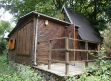 Rekreačná chata Rohožník - Priehrada