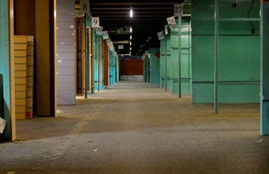 PRENÁJOM: Skladové priestory 1600 m2, Nové Mesto, BA III.
