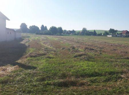 Pozemok na výstavbu RD, Ludanice