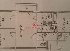 Exkluzívne,predaj, 4 izbový byt, Košice-Západ, Ružinská