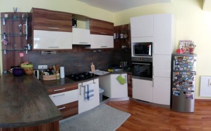 Slnečný 1 izb byt s terasou v obci Hamuliakovo
