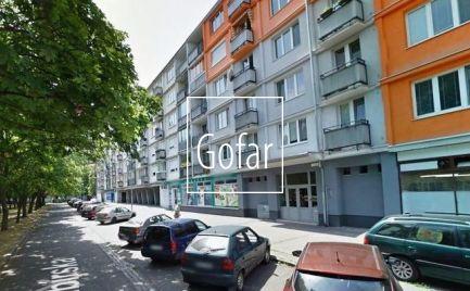 2 izbový byt s 2 balkónmi, Bratislava-Nové Mesto, Sibírska ul., 52m2