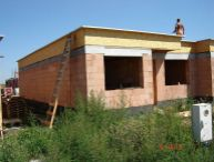 REALFINANC - 4 izbový Rodinný Dom, BUNGALOV, Novostavba, zastavaná plocha 105 m2, pozemok 333m2, Hrubá Borša !!!